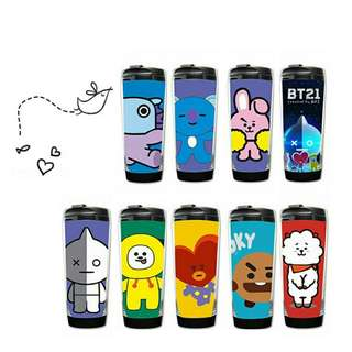 BT21 bottle