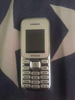 HP GSM Dual SIM merek (Speed)Nego tipis