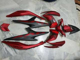 Cover set motor yamaha nvx 155