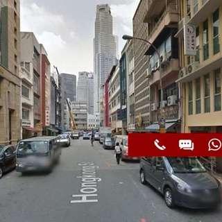 Hong kong street at $1888PSF