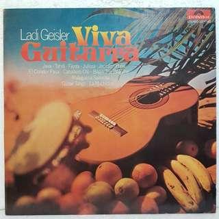 Reserved: Viva Guitarra  Vinyl Record