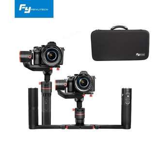For Rent : Feiyu-Tech a1000 Dual/Single Handle 3-axis Gimbal