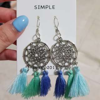 (BN)Tassel Earrings