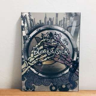 Block B / Blockbuster 韓版