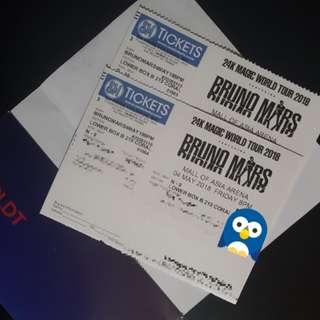 Bruno Mars 24K Magic World Tour (May 4 | Lower Box B)