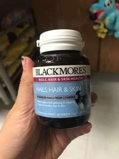 Blackmores Nails Hair & Skin Tablets