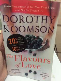Dorothy Koomson- The Flavours of Love