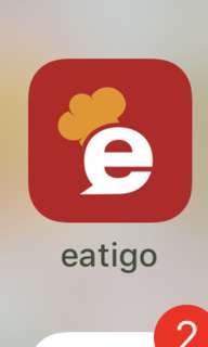 Eatigo - get $5 & eat at up to 50% discount
