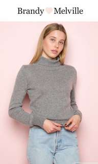 Brandy Melville Cassia Turtleneck Sweater