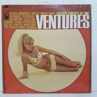 Reserved: Golden Greats By The Ventures Vinyl Record