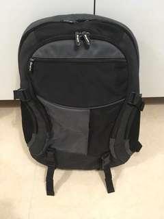 Black backpack 🎒