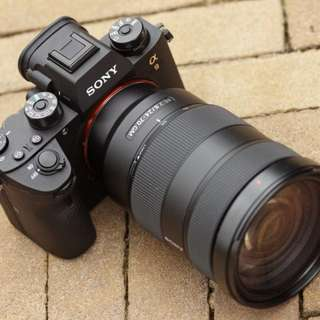 Sony A9 with 24-70mm GM Lens