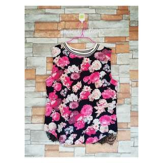 Ziying Floral Silk S/L
