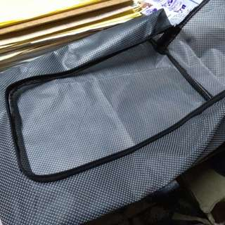 Gray Travel Waterproof Shoebag