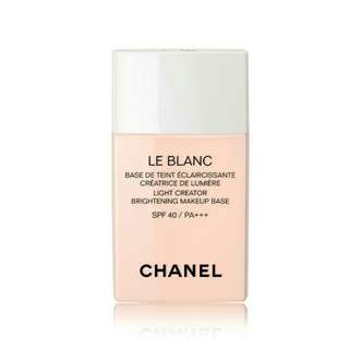 Chanel Le Blanc Light Creator Base