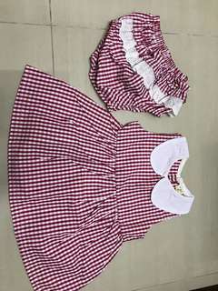 Baby Girl Top & Pant