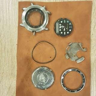 For parts - Seiko Arnie H558-5000