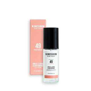 W.Dressroom - #49 PEACH BLOSSOM Dress & Living Clear Perfume Portable 70ml