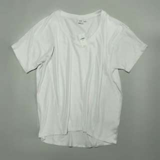 Gap soft tee white