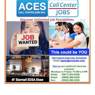 Customer Service Representatives CSR High School graduates Salary 16,000 to 20,000