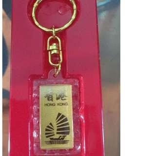 香港特色鎖匙扣
