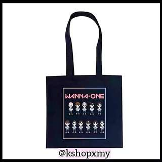 Wanna One Animated Tote Bag