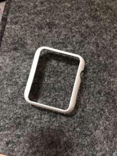Apple Watch 38mm白色保護殻
