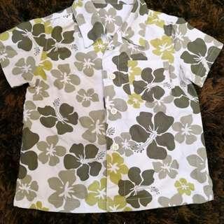 Beach shirt (2-3y)