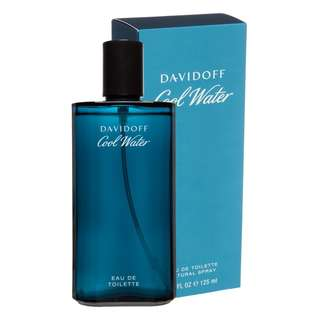Davidoff Cool Water Man EDT 125ml Perfume