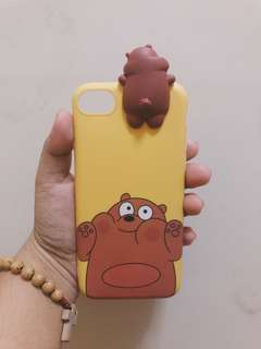 We Bare Bears Case for Iphone 7