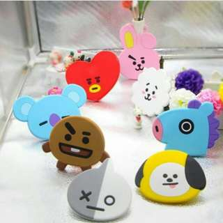 BT21 Unofficial Hand Mirror