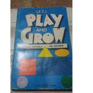 Let's Play & Grow