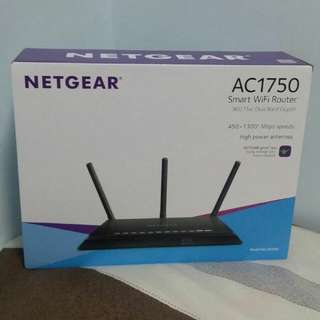 Netgear R6400 AC1750M 雙頻無線路由器 (AC1750 Wireless Dual Band Gigabit Router)