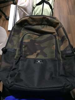 DC unisex Detention II Backpack Camo version
