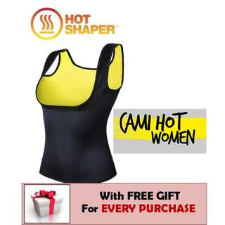 CAMI HOT SHAPER VEST