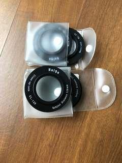 Holga close-up and Macro Lens