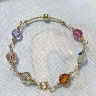 Swarovski Crystals Bracelet - 1
