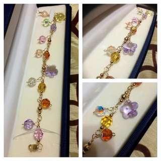 Swarovski Crystals Bracelets