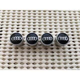 Audi Tyre Caps