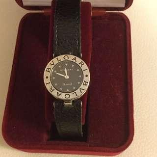 BVLGARI復古手錶