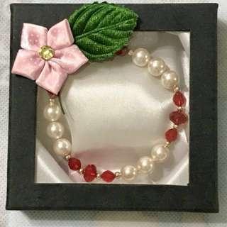 Swarovski Pearls & Crystals Bracelets