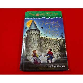 Magic Tree House: Haunted Castle on Hallows Eve