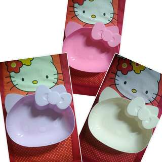 Set makan Hello Kitty