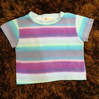 Striped Shirt (6-12m)