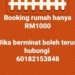 Booking rumah BARU