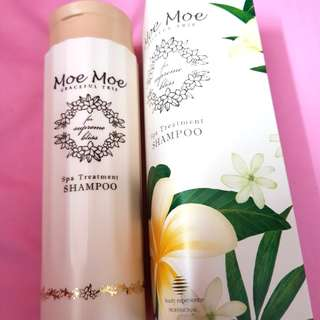 Moe Moe Graceful Trip Spa Treatment Shampoo