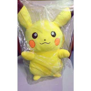 Pikachu toy plush