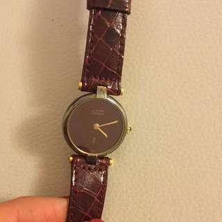 卡地亞復古手錶