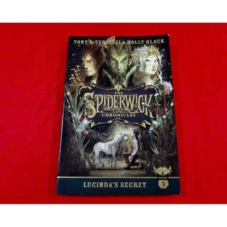 The Spiderwick Chronicles: Lucinda's Secret