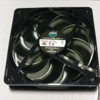 WTT 12cm CPU Fan with 8cm cpu fan